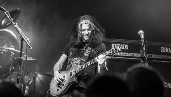 Alex Skolnick : Part 1