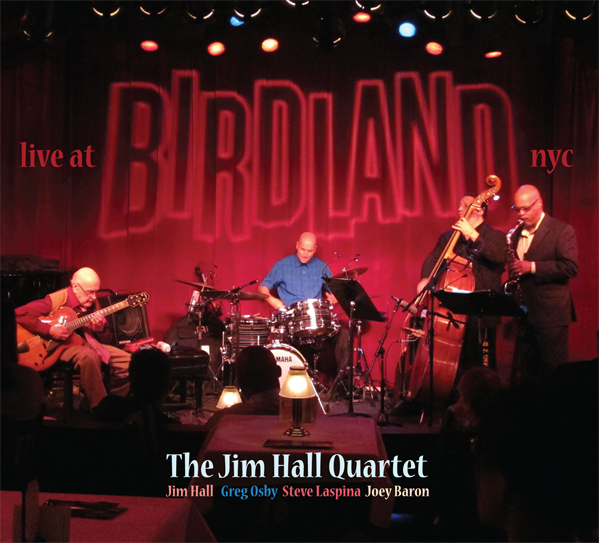 Live at Birdland CD