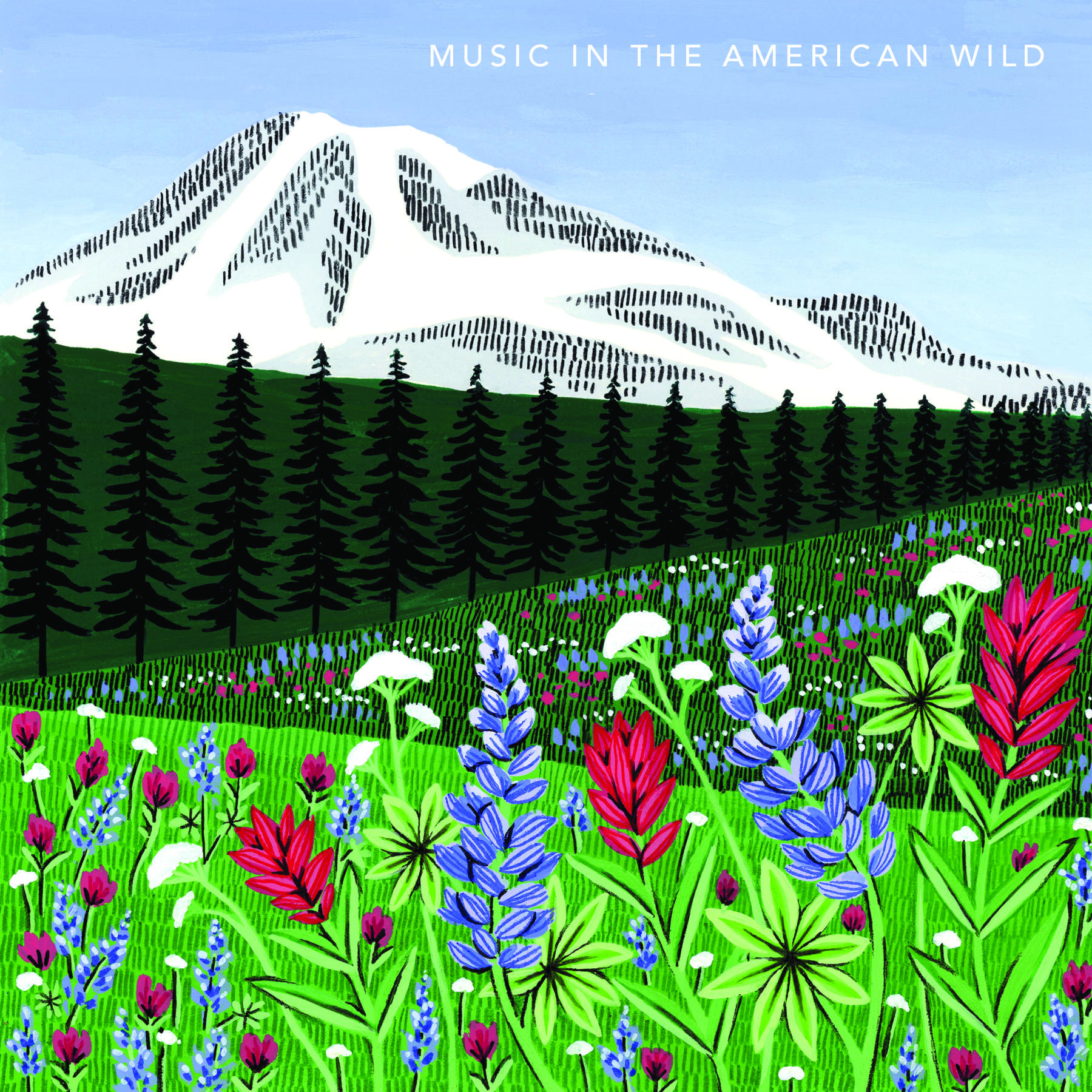 Music in the American Wild LTD Edition CD