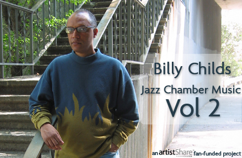 Billy Childs' Autumn in moving pictures - Jazz Chamber Music Vol. 2