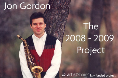 Jon Gordon 2008 - 2009 Project (Evolution)