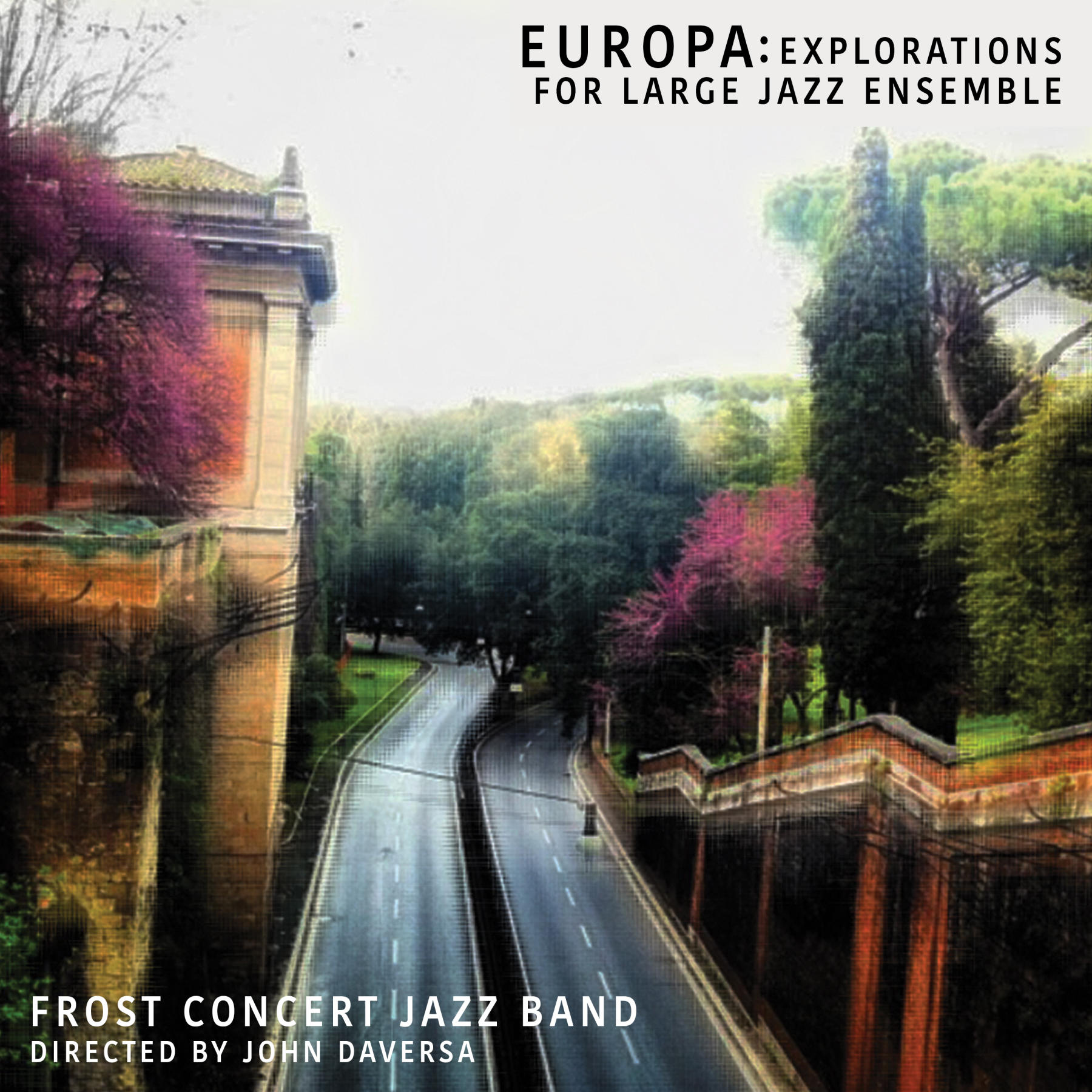 Europa: Explorations for Large Jazz Ensemble Download Participant