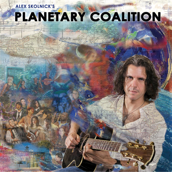 Planetary Coalition LTD Edition CD