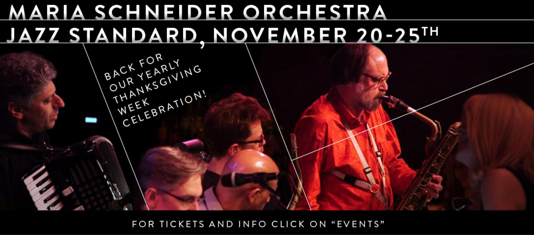 Jazz Standard 2018