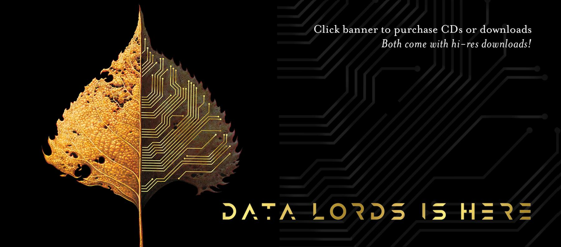Data Lords is Here