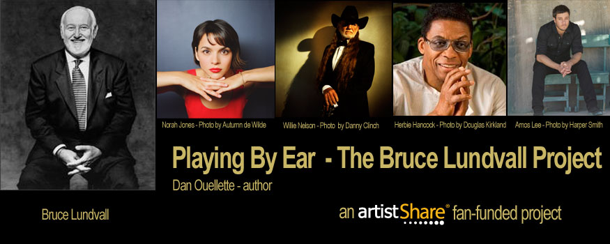 Bruce Lundvall: Playing By Ear