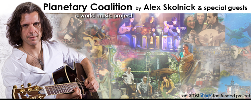 Alex Skolnick and Planetary Coalition