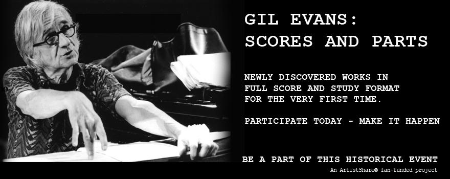 Gil Evans Scores