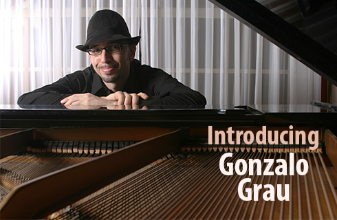 Introducing Gonzalo Grau
