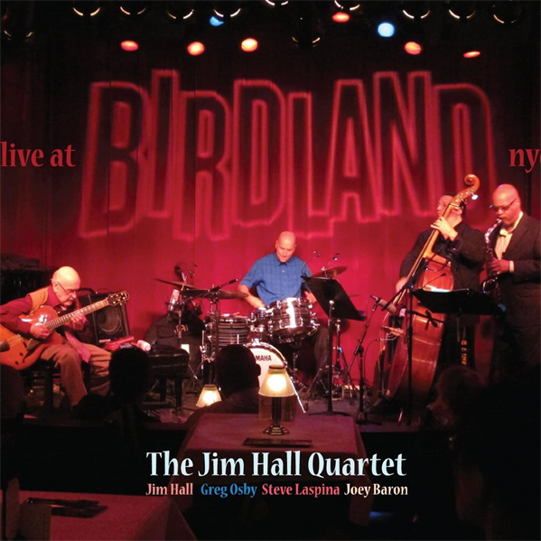 Jim Hall - Live at Birdland