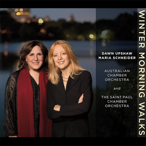 Maria Schneider - Winter Morning Walks