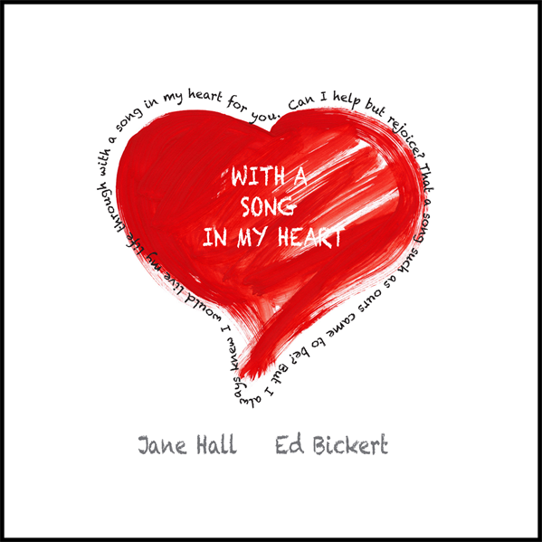 Jane Hall & Ed Bickert - With A Song In My Heart