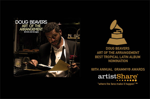Doug Beavers' receives 2nd Grammy® nomination