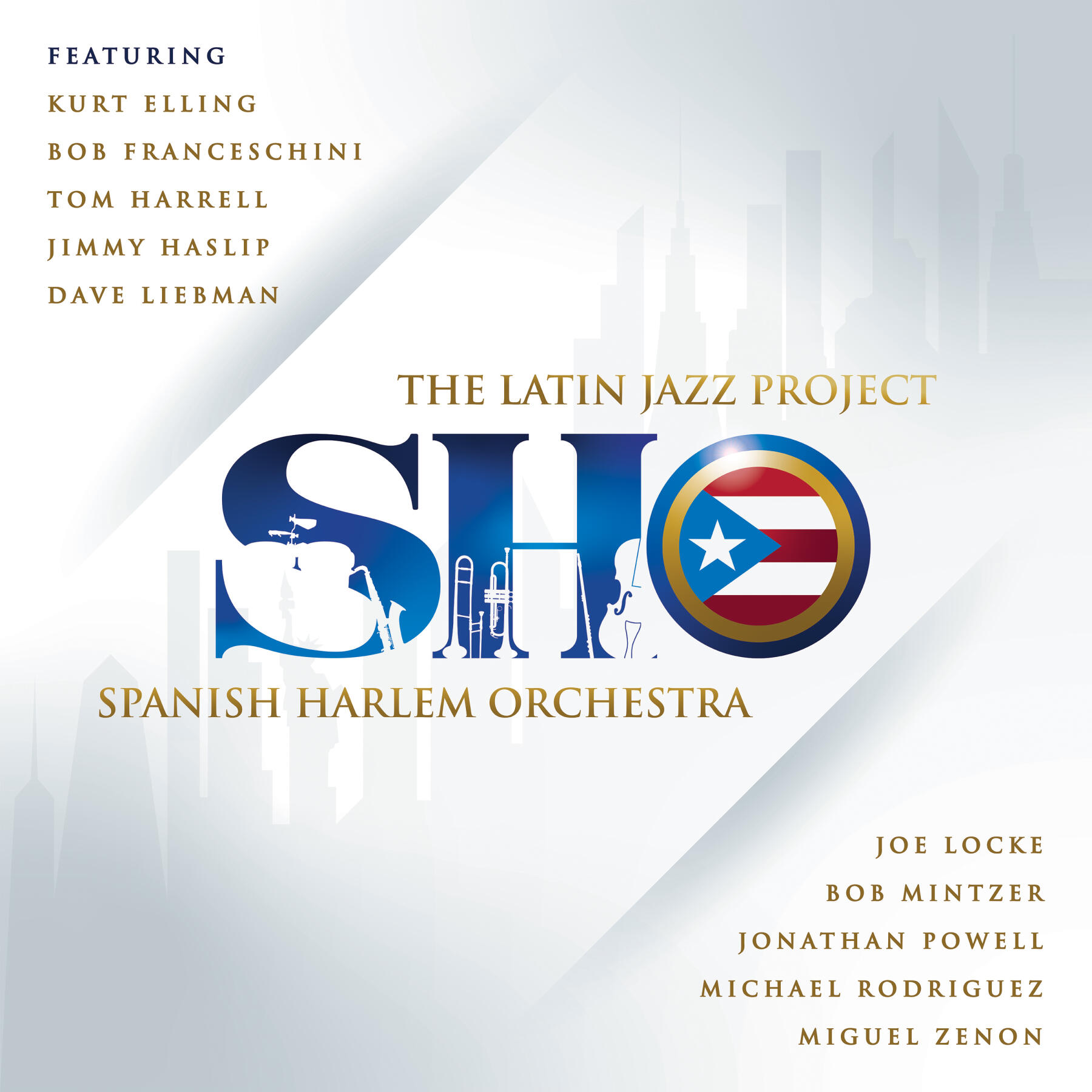 The Latin Jazz Project