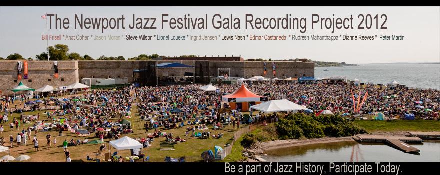 Gala recording banner
