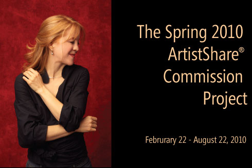 Spring 2010 ArtistShare Commission Project