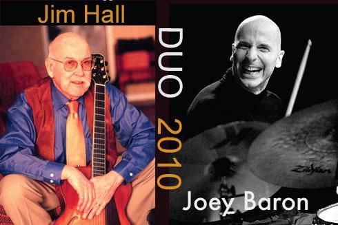 Jim Hall and Joey Baron - Conversations