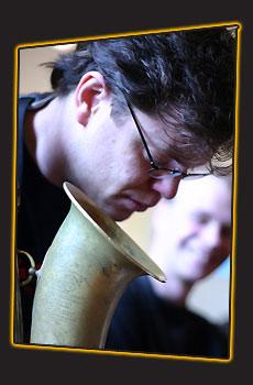 Tenor Saxophone Player Participant