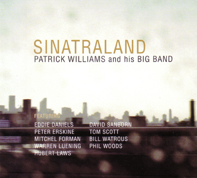 Sinatraland CD Participant (mail order)