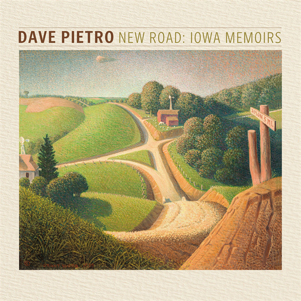 New Road: Iowa Memoirs CD