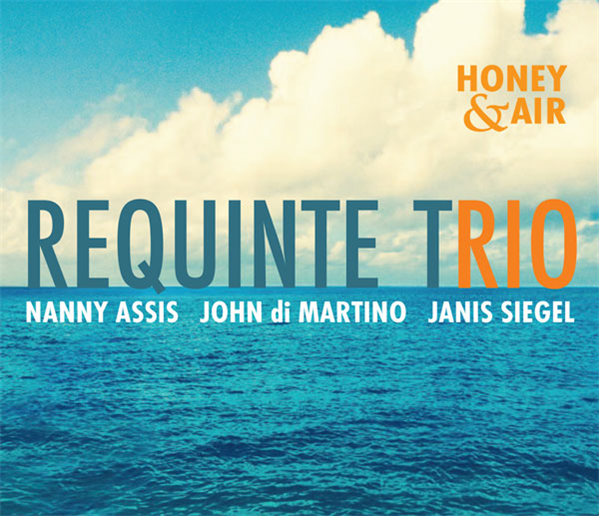Requinte Trio Honey & Air CD