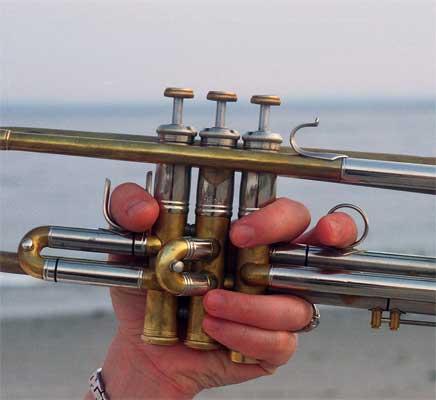Trumpet Player Participant