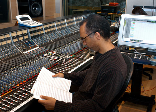 Billy Childs' Compositional Study Participant with Download - (128 kbps Mp3)