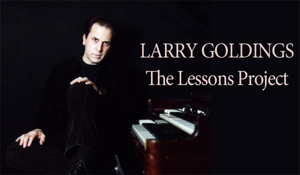The Larry Goldings Online Lessons Project