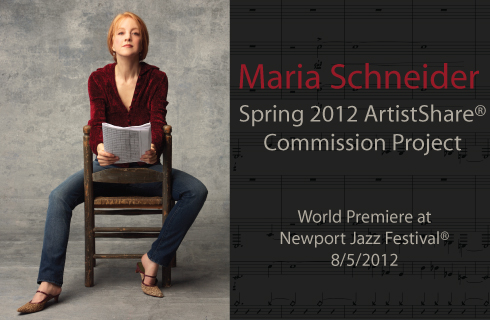 Spring 2012 ArtistShare Commission Project