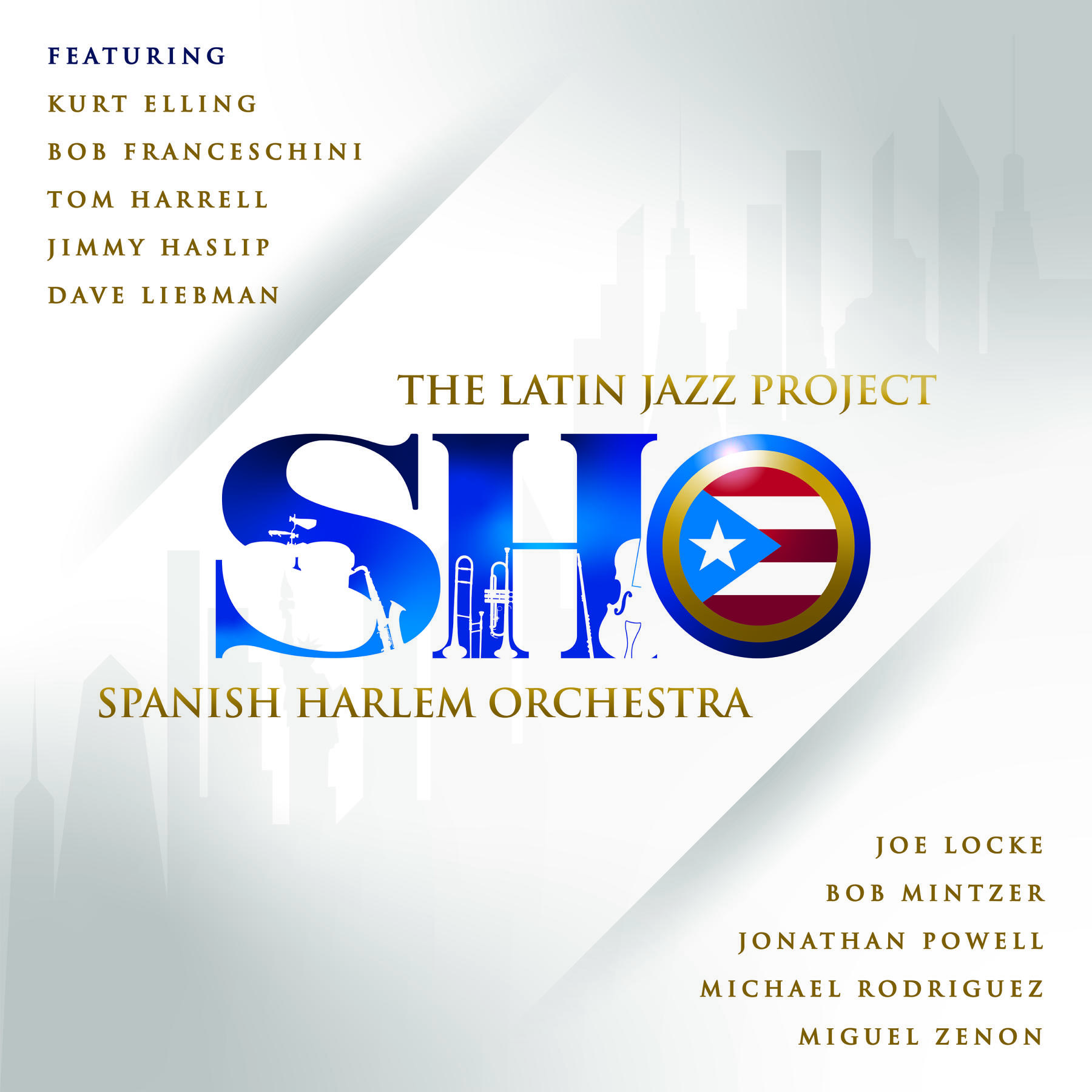 The Latin Jazz Project Download